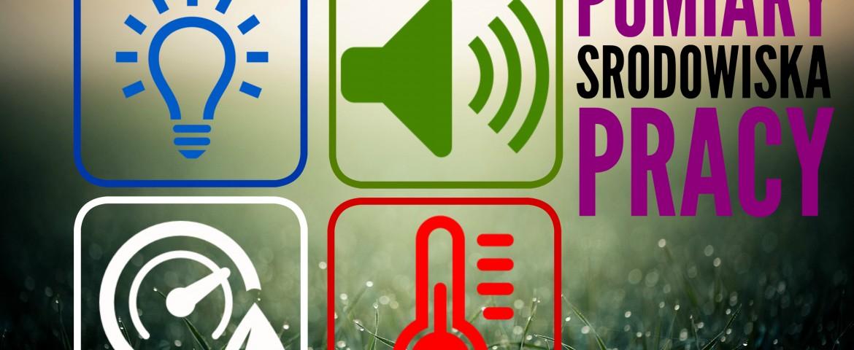Pomiar hałasu, oświetlenia, mikroklimatu – nowość w ofercie