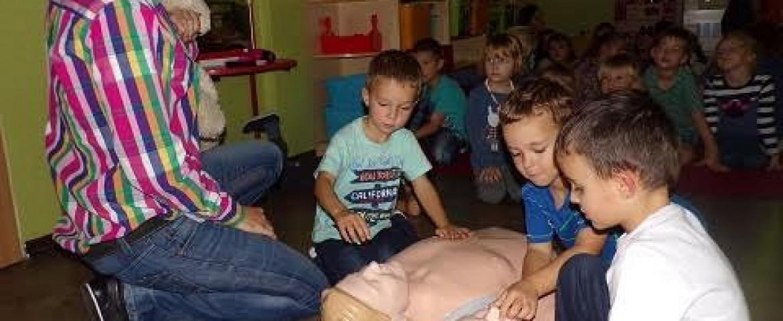 zajęcia z 1 pomocy w przedszkolu – 1 pomoc i przedszkolaki